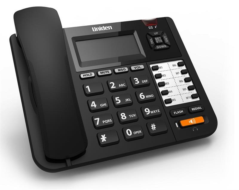 טלפון שולחני עם צג שיחה 8401