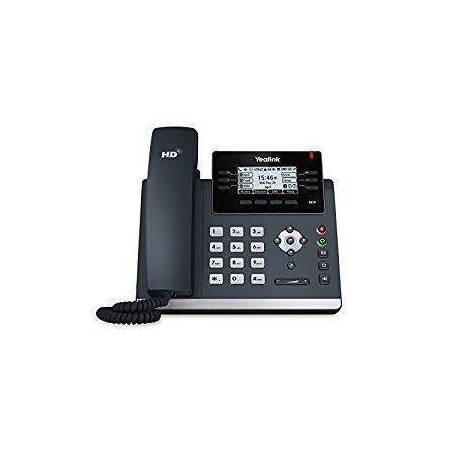 טלפון IP  Yealink SIP-T41P מתצוגה