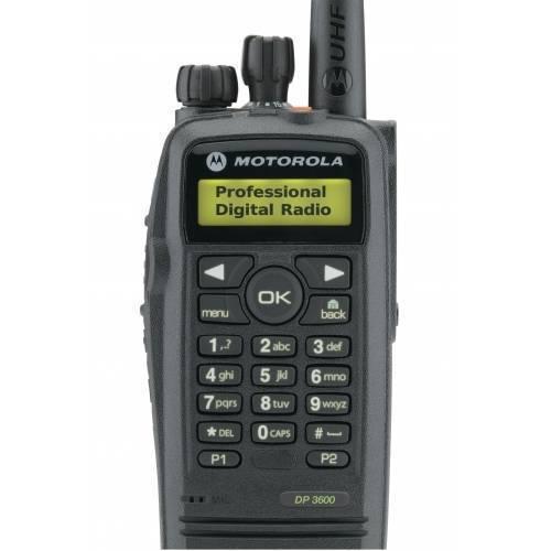 מכשיר קשר MOTOROLA DP3600