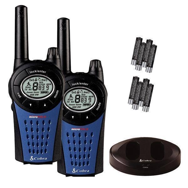 זוג מכשירי קשר Cobra MT975