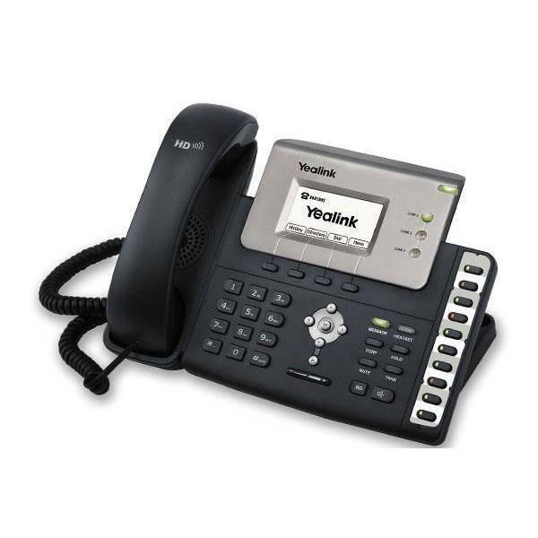 טלפון שולחני  Yealink SIP-T26P