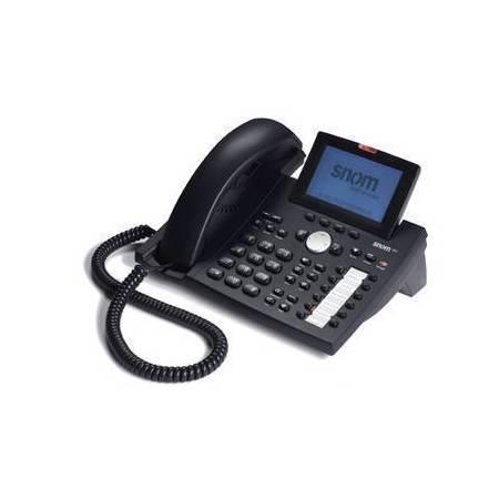 טלפון Snom 320 SIP VoIP IP Phone