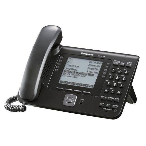 טלפון IP  Panasonic KXUT248