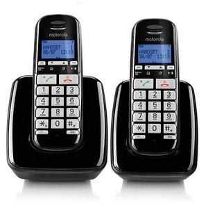 טלפון אלחוטי עם שלוחה Motorola S3002 מוטורולה
