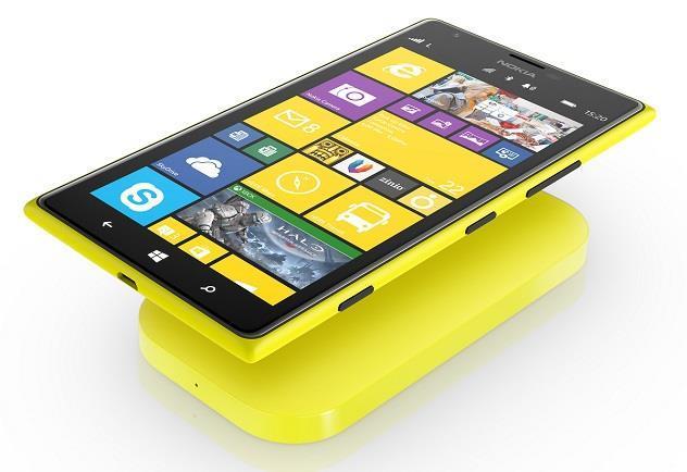 טלפון סלולרי nokia lumia 1320  המרכז לנוקיה