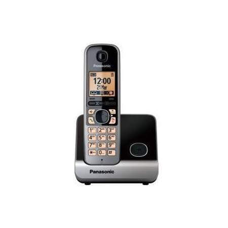 אלחוטי KXTG6711 Panasonic ניתן לתליה