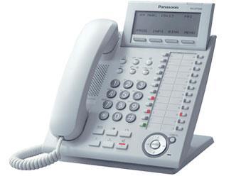 טלפון שולחני למרכזיית פנסוניק DT346
