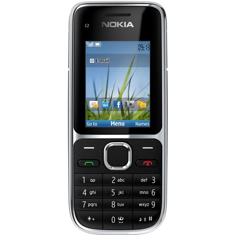 טלפון סלולרי Nokia C2-01 המרכז לנוקיה