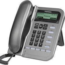 טלפון ip דגם thomson 2022
