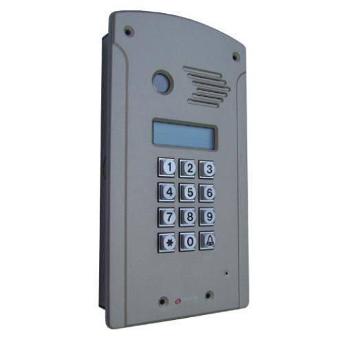 בקרת כניסה למרכזיה - קודסוניק KX-T900-AV-LCD