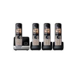 טלפון אלחוטי KXTG6714 Panasonic