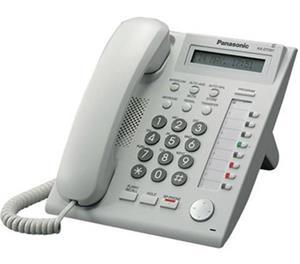 טלפון שולחני למרכזיית פנסוניק nt321 מחודש