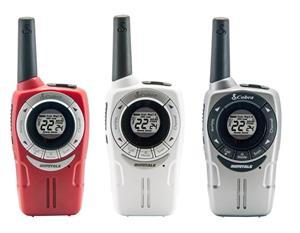 שלישיית מכשירי קשר cobra SM 660