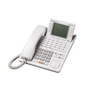 טלפון שולחני למרכזיות Panasonic KX-T7436