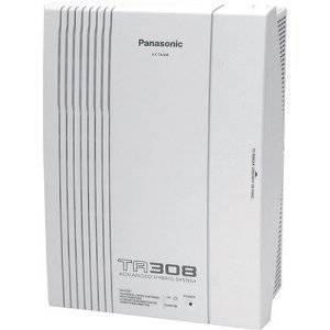 מרכזיה רב קווית panasonic kxta-308