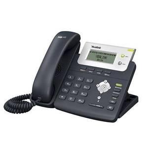 טלפון שולחני בודד Yealink SIP-t21