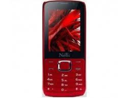 טלפון סלולרי דור 3 neoi 136 אדום