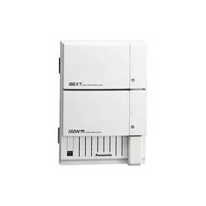 מרכזיה Panasonic KX-TD816 עד 8 קווים ו 16 שלוחות